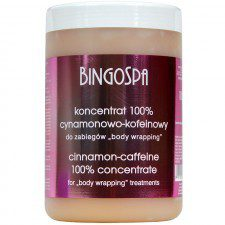 BingoSpa Koncentrat 100% cynamonowo-kofeinowy 1000g