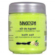 BingoSpa Polinezyjska sól do kąpieli z jodem - BingoSpa Polynesian Bath Salt With Iodine Polinezyjska sól do kąpieli z jodem - BingoSpa Polynesian Bath Salt With Iodine