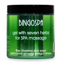 BingoSpa Żel do masażu - Massage Gel Żel do masażu - Massage Gel