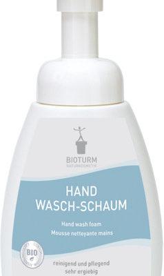 Bio BIOTURM Pianka do mycia rąk z serwatką Nr 11 BTM 130