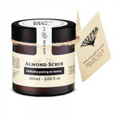 Bio Make me Almond Scrub Delikatny peeling do twarzy 60 ml