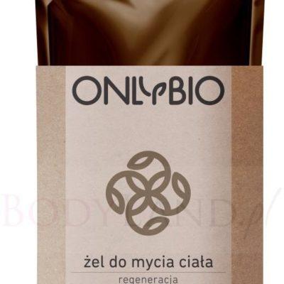 Bio ONLY ONLY ECO ONLY ONLY ECO żel do mycia ciała regeneracja i zapobieganie starzeniu, refill pack, 500ml
