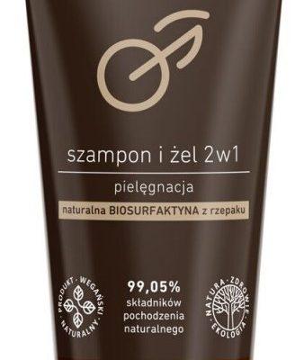 Bio Only Only Szampon i Żel 2w1 dla Mężczyzn Pielęgnacja, 200ml 5902811781480
