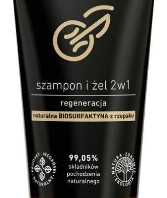 Bio Only Only Szampon i Żel 2w1 dla Mężczyzn Regeneracja, 200ml 5902811781497