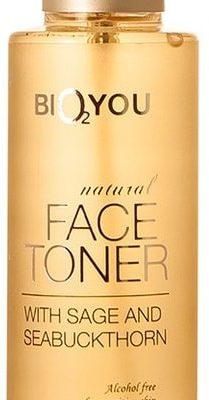 BIO2YOU Naturalna pielęgnacja twarzy Tonik z rumankiem 100 ml