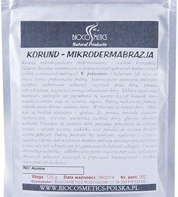 Biocosmetics Korund Mikrodermabrazja 125g