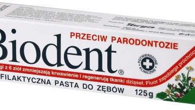 Biodent RADA Pasta p/paradont 125g& NEW