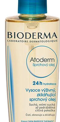 BIODERMA Atoderm sprchový olej 200 ml