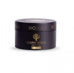 Bioline Czarne mydło - 3298-0
