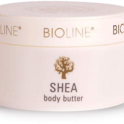 Bioline SP. Z O.O. masło Shea do ciała 200 ml