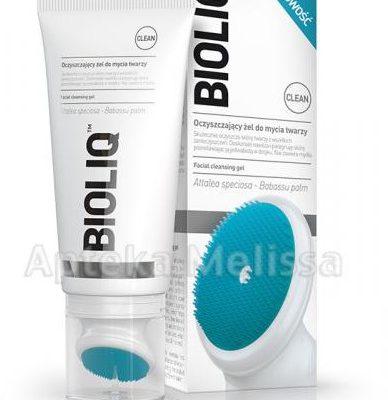 Bioliq clean żel oczyszczający do mycia twarzy 125ml