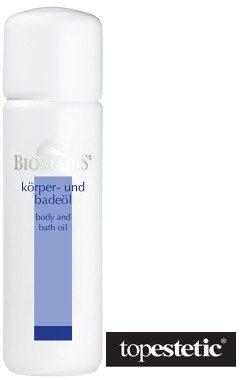 Biomaris Body and Bath Oil Olejek do kąpieli i ciała 200ml