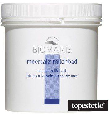 Biomaris Sea Salt Milk Bath Mleczna sól morska a la Kleopatra 400 ml