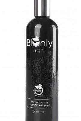 BIONLY BIOnly Men pod prysznic z olejem konopnym 400ml SO_102546