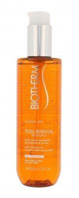 Biotherm Biosource Total Renew Oil olejek oczyszczający 200 ml dla kobiet