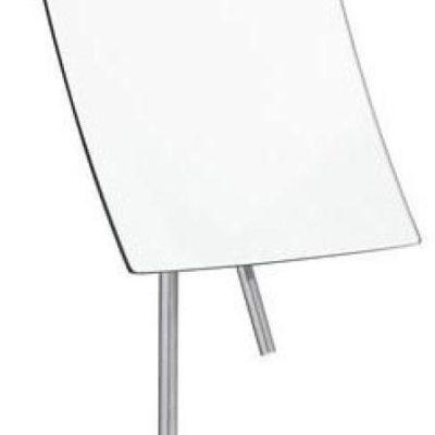 Blomus Lusterko 5 x powiększające BLOMUS Vista, srebrne, 9x11x14 cm