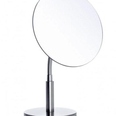 Blomus Lusterko powiększające BLOMUS, srebrne, 18x28x18,2 cm