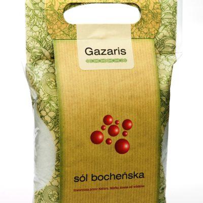 Bochneris bocheńska sól kosmetyczno-lecznicza Gazaris 1 KG