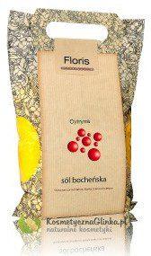 Bochneris Sól Floris cytryna woreczek 1,2 kg