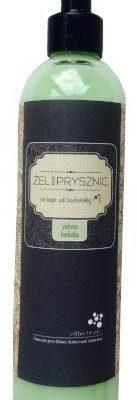 Bochneris Sp. z o.o. Sól Bocheńska żel pod prysznic zielona herbata 300 ml 1142119