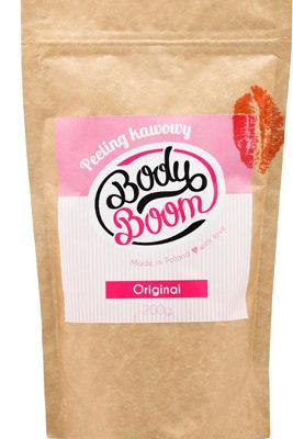 Body Boom BodyBoom Peeling kawowy Uwodzicielski Oryginał 200g