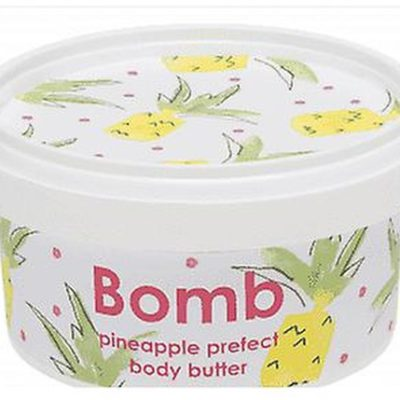 Bomb Cosmetics Body Butter Pineapple Prefect masło do ciała Ananas 200ml