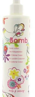 Bomb Cosmetics Body Lotion Lotion Do Ciała Mleko Z Miodem 300ml