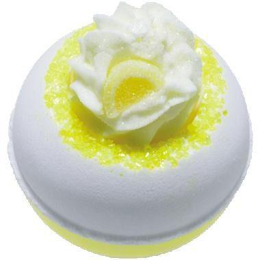 Bomb Cosmetics Bomb Cosmetics Lemon Da vida Loca musująca kula do kąpieli