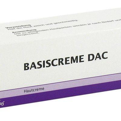 Bombastus-Werke AG Basiscreme Dac 100 ml