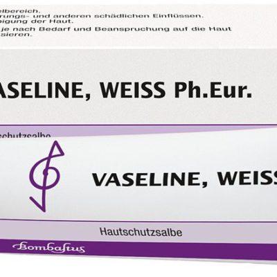 Bombastus-Werke AG Wazelina biała 30 ml