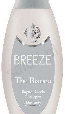 Breeze Breeze Biała herbata - Żel pod prysznic i szampon (400 ml) 8003510018154