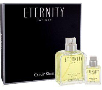 Calvin Klein Eternity For Men zestaw 200 ml Edt 200 ml + Edt 30 ml dla mężczyzn