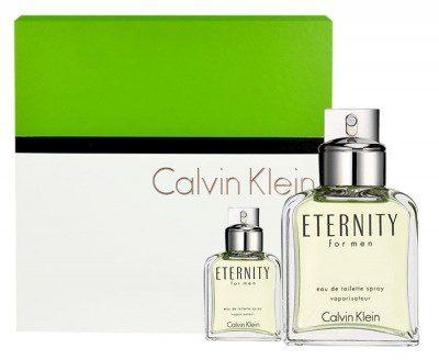 Calvin Klein Eternity For Men zestaw Edt 100ml + 30ml Edt dla mężczyzn