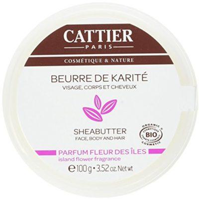 Cattier Shea-masła z egzotycznego perfum damskich o kwiatowym zapachu NPKF
