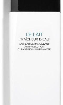 Chanel LE LAIT FRAÎCHEUR D'EAU Mleczko oczyszczające anti-pollution 150 ml