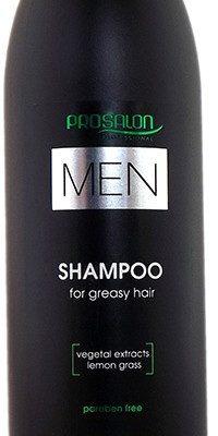 Chantal ProSalon Men shampoo for greasy hair - Szampon do włosów przetłuszczających się 1000 g