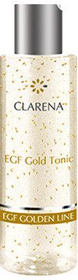 Clarena Egf Gold Tonic Tonik Z Koloidalnym Złotem