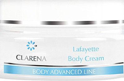 Clarena Lafayette Body Cream łagodzący Krem do ciała dla skór atopowych 200ml