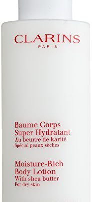 Clarins Baume Corps Super Hydratant, 1er Pack (1 X 400 ML) 3380810545203