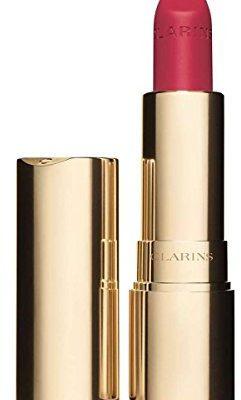 CLARINS Clarins joli Rouge Velvet Barra de labios Mate Color 760Pink Cranberry 3380810191431