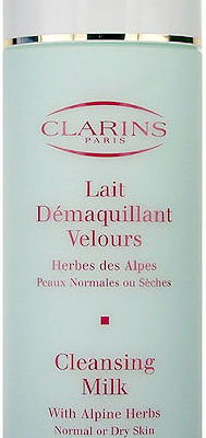 Clarins Cleansing Milk With Alpine Herbs 400ml