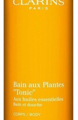 Clarins Tonic Bath & Shower Concentrate Płyn do kąpieli i pod prysznic 200ml