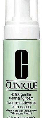 Clinique Extra Gentle Cleansing Foam pianka oczyszczająca 125ml