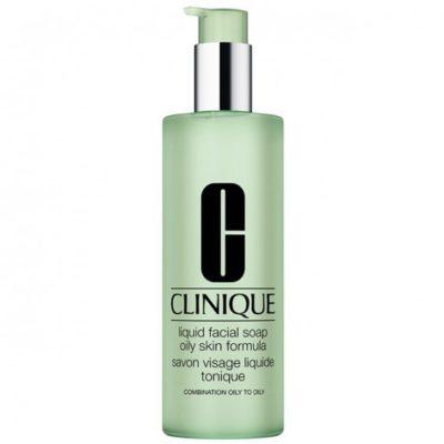 Clinique Liquid Facial Soap Oily Skin Formula Mydło do twarzy w płynie 200ml