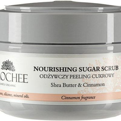 Clochee Clochee, odżywczy peeling cukrowy z cynamonem, 250 ml