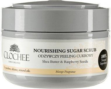 Clochee Odżywczy peeling cukrowy o zapachu mango 250ml