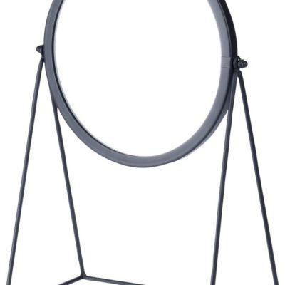 CM Home Styling Collection Lusterko kosmetycznem okrągłe na metalowej podstawie 20 AKF100220