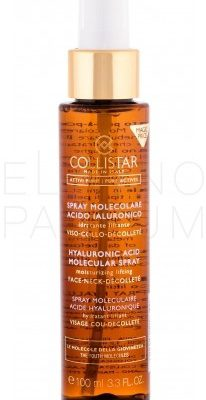 Collistar Pure Actives Hyaluronic Acid Molecular Spray woda termalna 100 ml dla kobiet