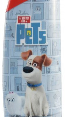 Corsair The Secret Life Of Pets Bath & Shower Gel Żel pod prysznic i płyn do kąpieli 400ml Corsair