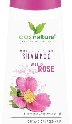 Cosnature Cosnature Naturalny Odżywczy Żel Pod Prysznic z Dziką Różą 200ml